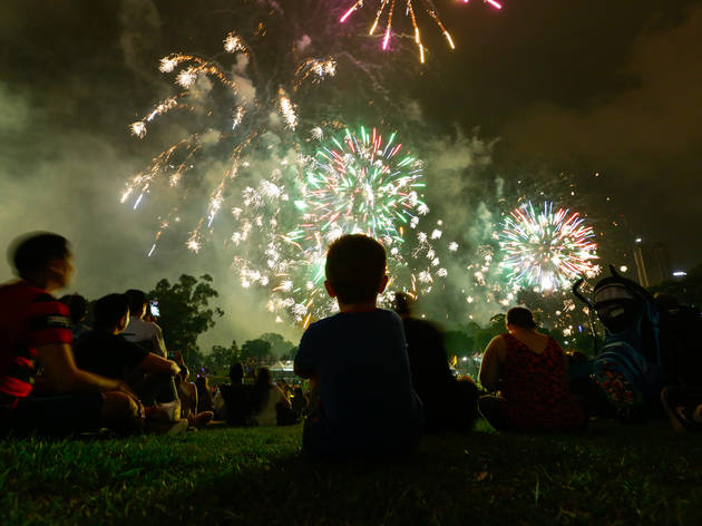 Parramatta's New Year's Eve fireworks are cancelled for this year