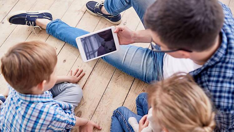 Laboratorio de Foto para niños por Apple en Antara y Sanata Fe