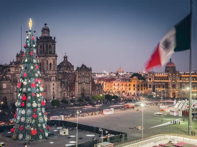 Navidad en la Ciudad de México