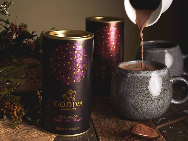 Godiva Chocolatier HK