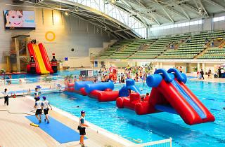 Splash n Fun at Sydney Olympic Park