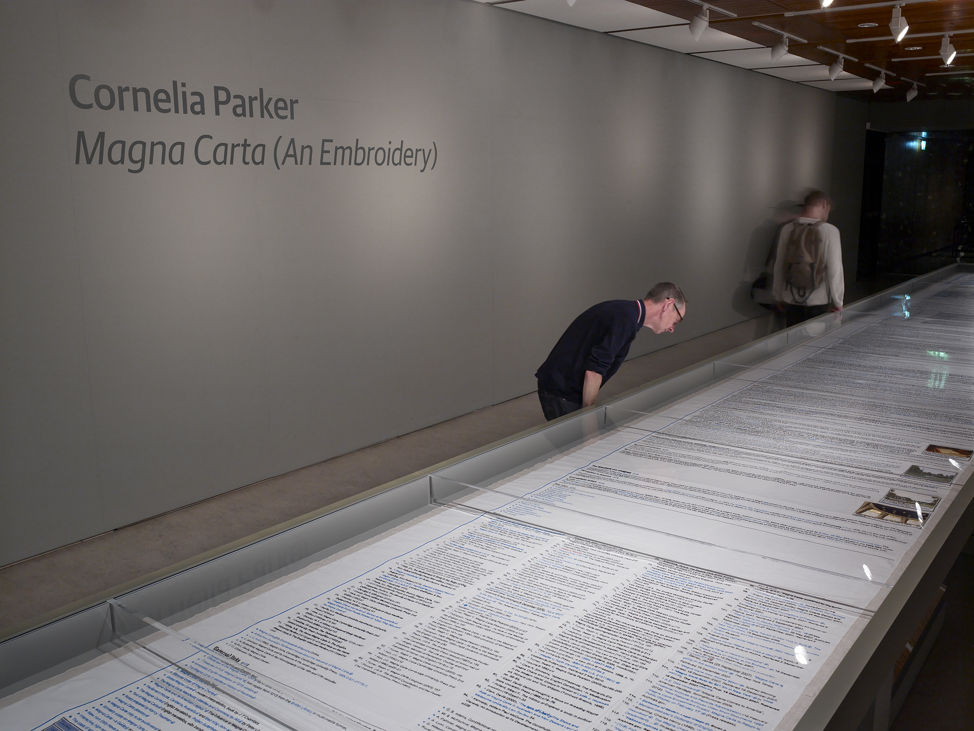 Cornelia Parker MCA 2019 supplied
