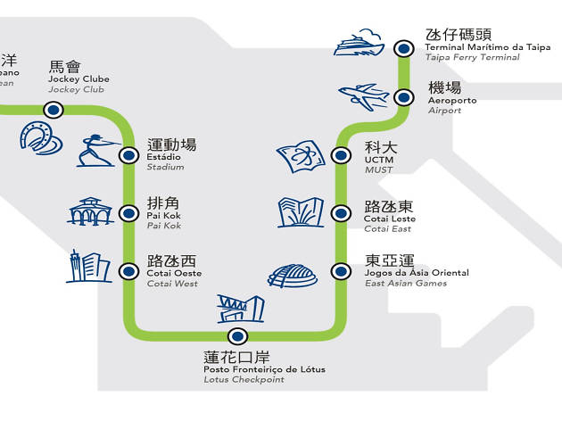 Macao Light Rapid Transit Corporation Limited