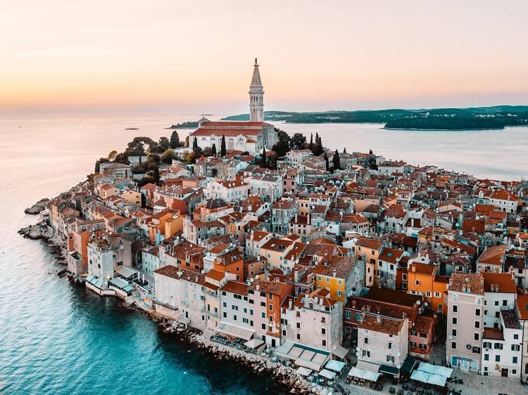 Coastal Istria