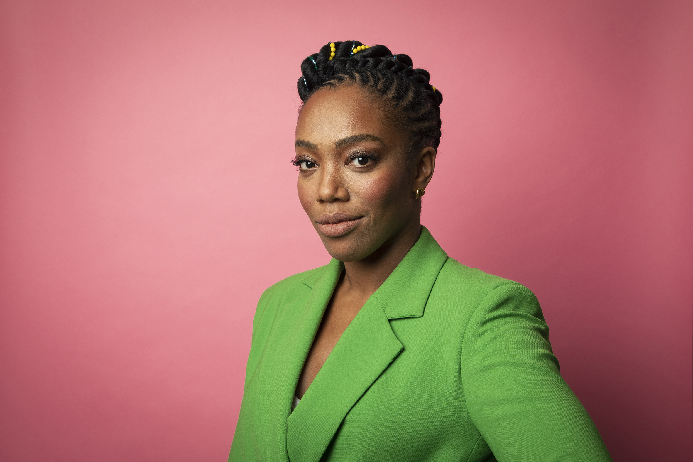 "Naomi Ackie: 'When ""Star Wars"" calls, you answer'"