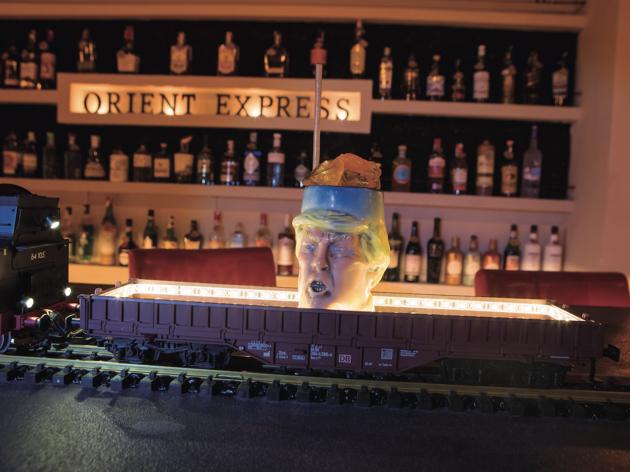 Orient Express Cocktail Bar