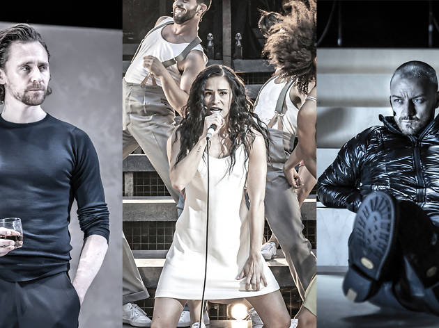 Evita/Cyrano/Betrayal, 2019, Jamie Lloyd