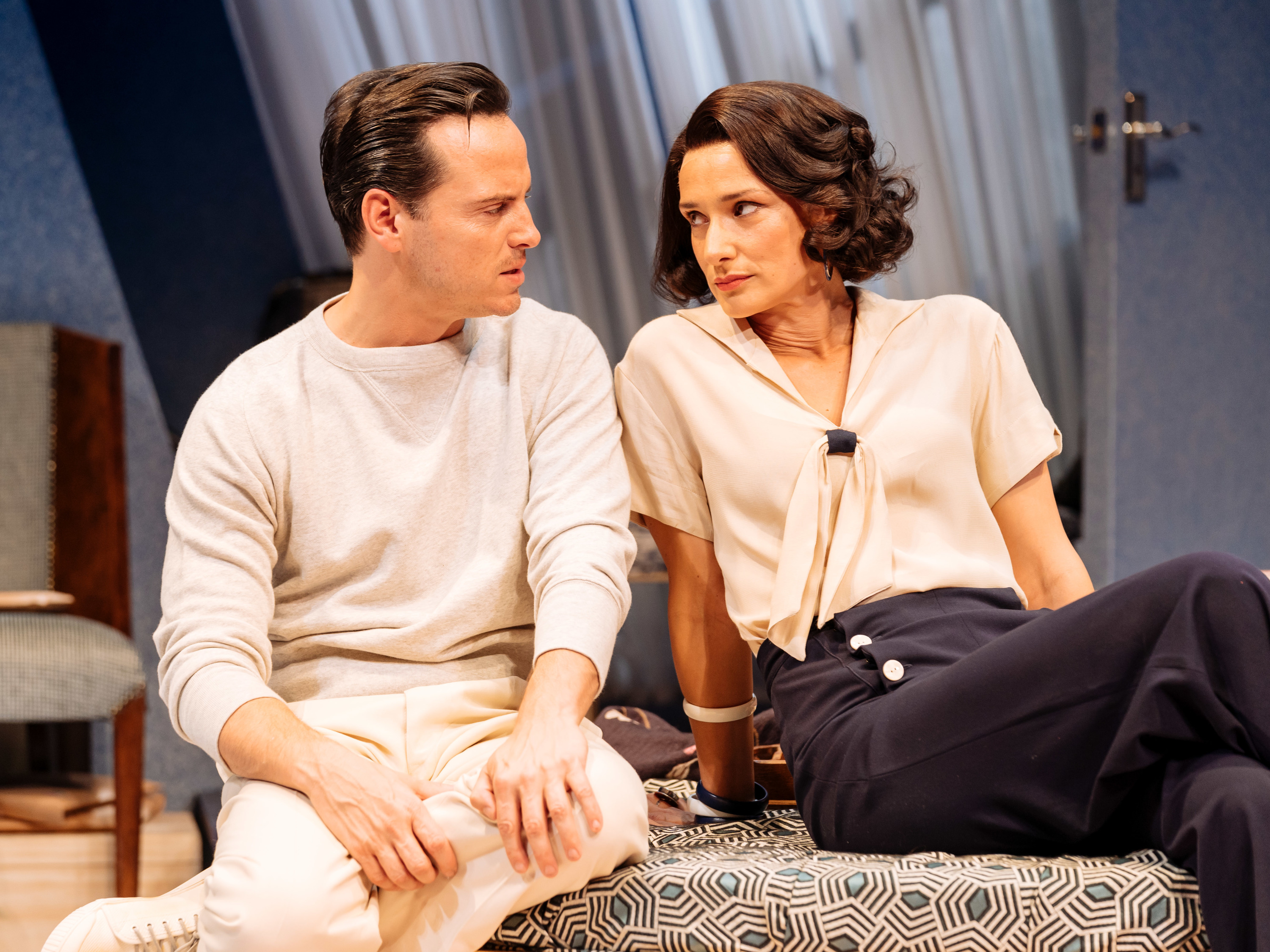 Present Laughter, Old Vic, 2019