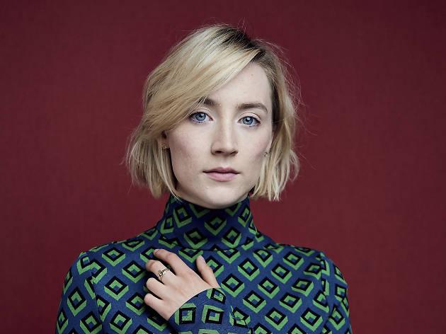 Saoirse Ronan está uma mulherzinha