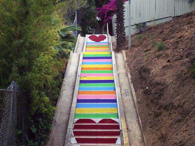 Micheltorena Stairs