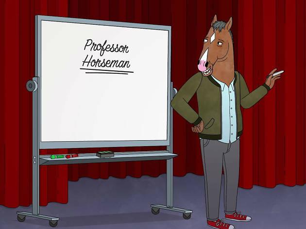 BoJack Horseman presenta su última temporada