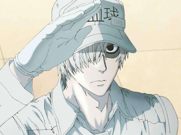 Cells at Work, el nuevo anime de la CDMX