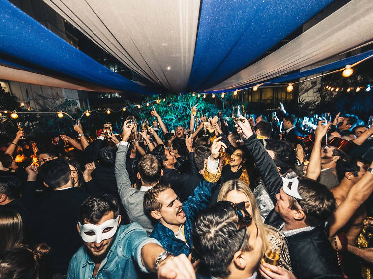 Best New Year's Eve parties to welcome 2020 in Hong Kong