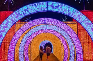 Hunter Valley Gardens Christmas Lights Spectacular
