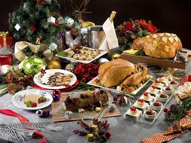 The Parisian Macao buffet