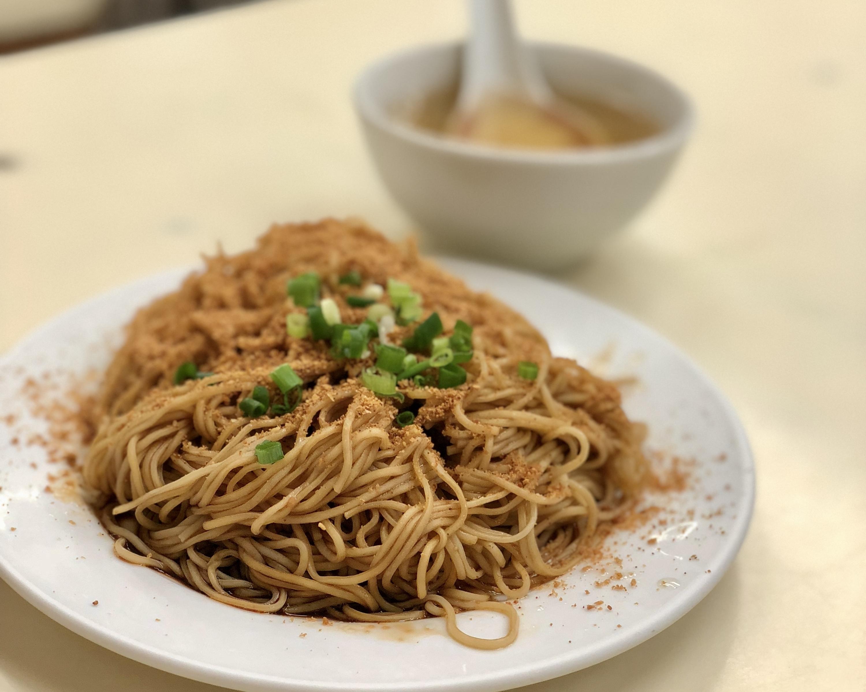 shrimp roe noodles