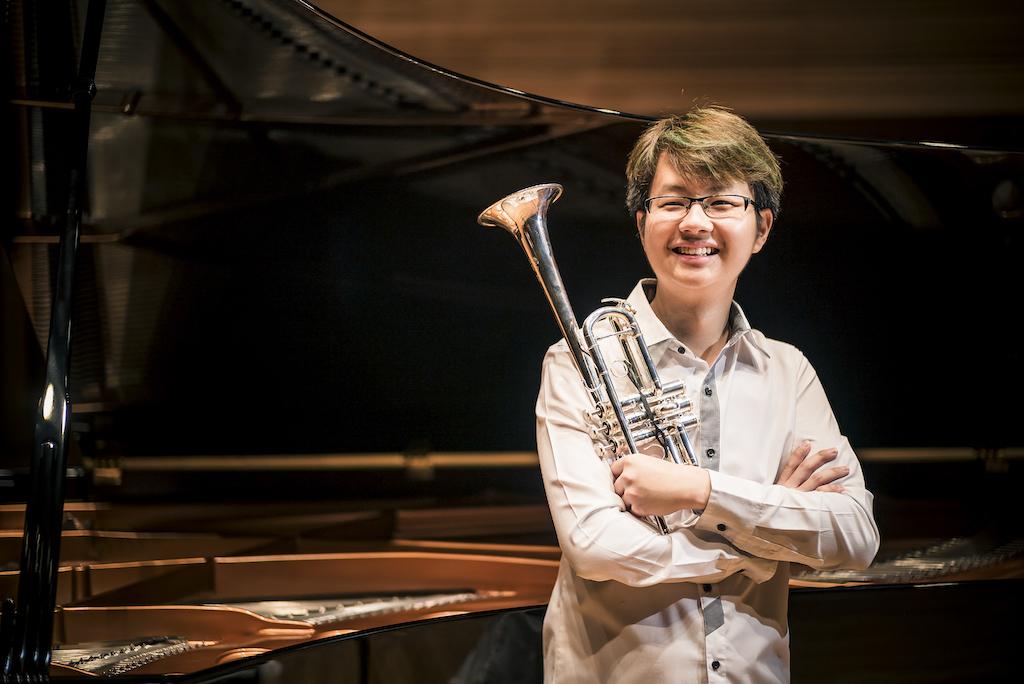 Lau Wen Rong, Singapore Symphony Orchestra