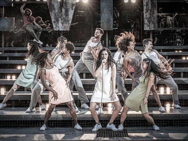 Evita, Regent's Park Open Theatre, 2019