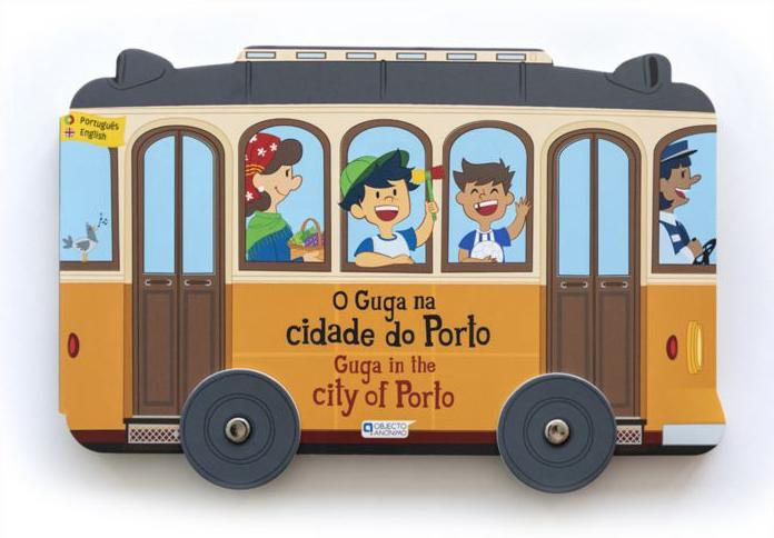 O Guga na Cidade do Porto