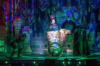 Snow White, Richmond Theatre, 2019