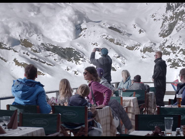'Force Majeure' picked by Antonio Banderas