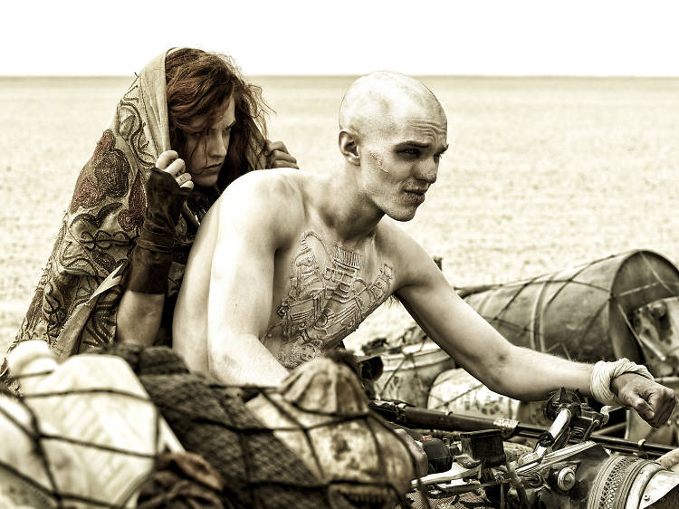 'Mad Max: Fury Road' picked by Edgar Wright