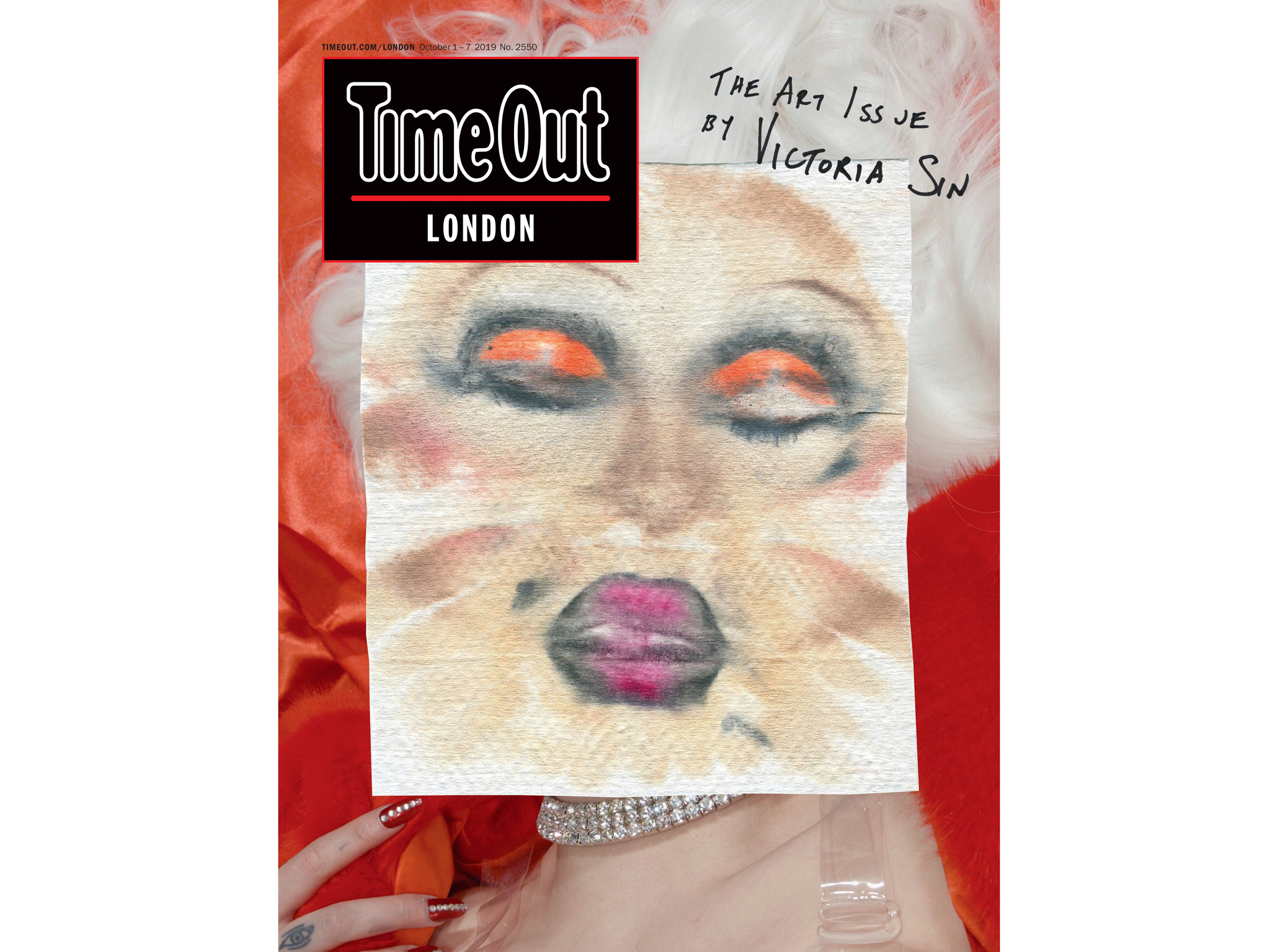 Time Out Art Issue