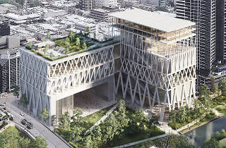 Powerhouse Parramatta designs 2020 supplied