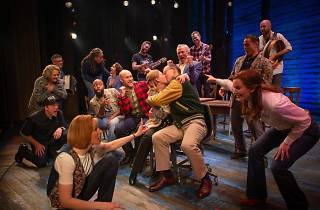 Come from Away Australian cast