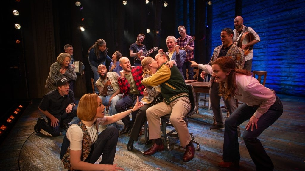 Broadway's hit 9/11 musical is coming to Sydney at the perfect time