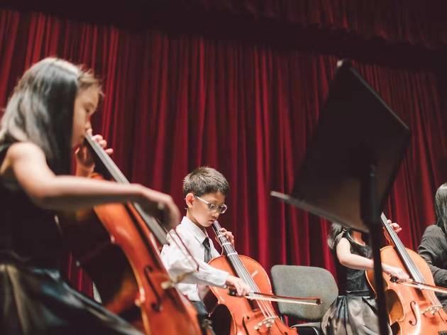 Rococo Strings