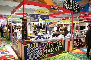 D.Park winter market