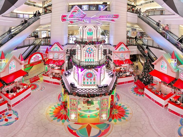2019香港必去聖誕市集