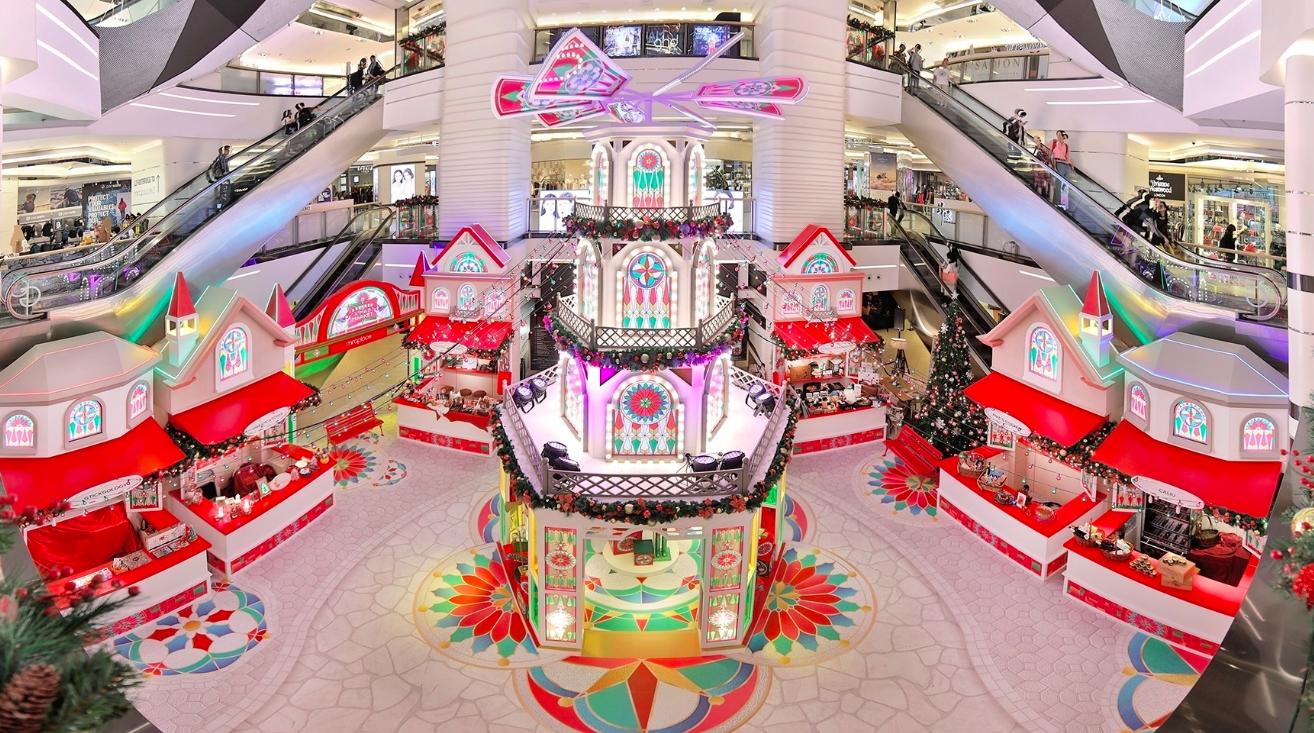香港必去聖誕市集