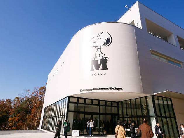 スヌーピーミュージアムが南町田で復活