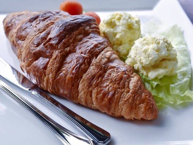 The Aftertaste croissant