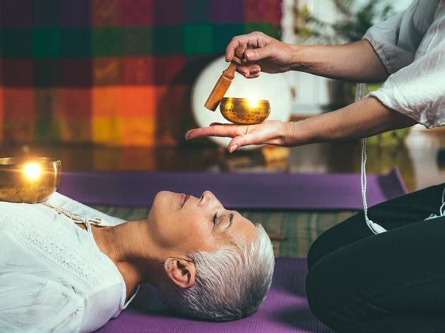The best sound healing classes in Singapore