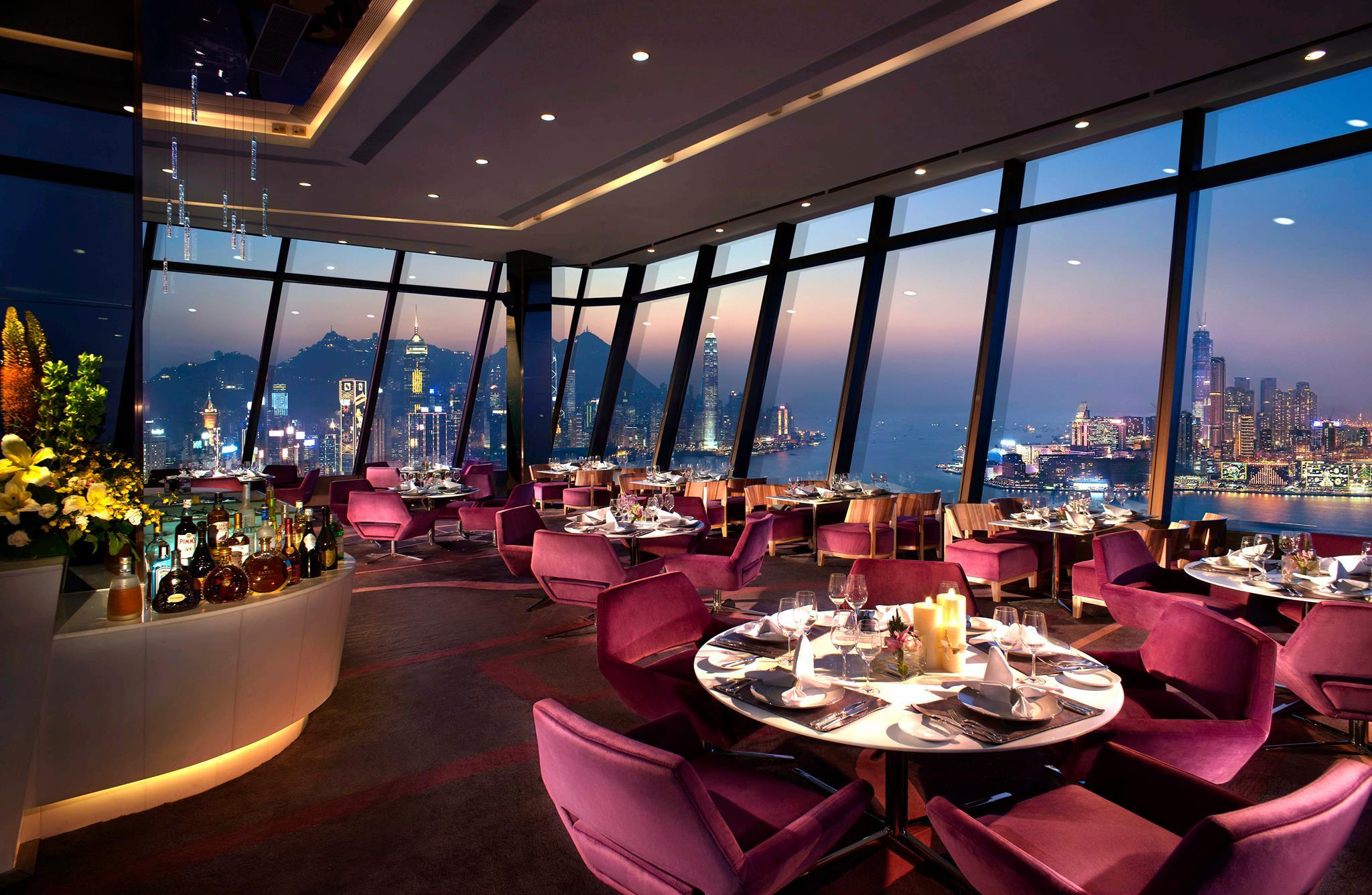 The best restaurants in Hong Kong with epic views