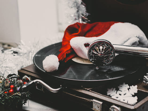 Christmas music, songs