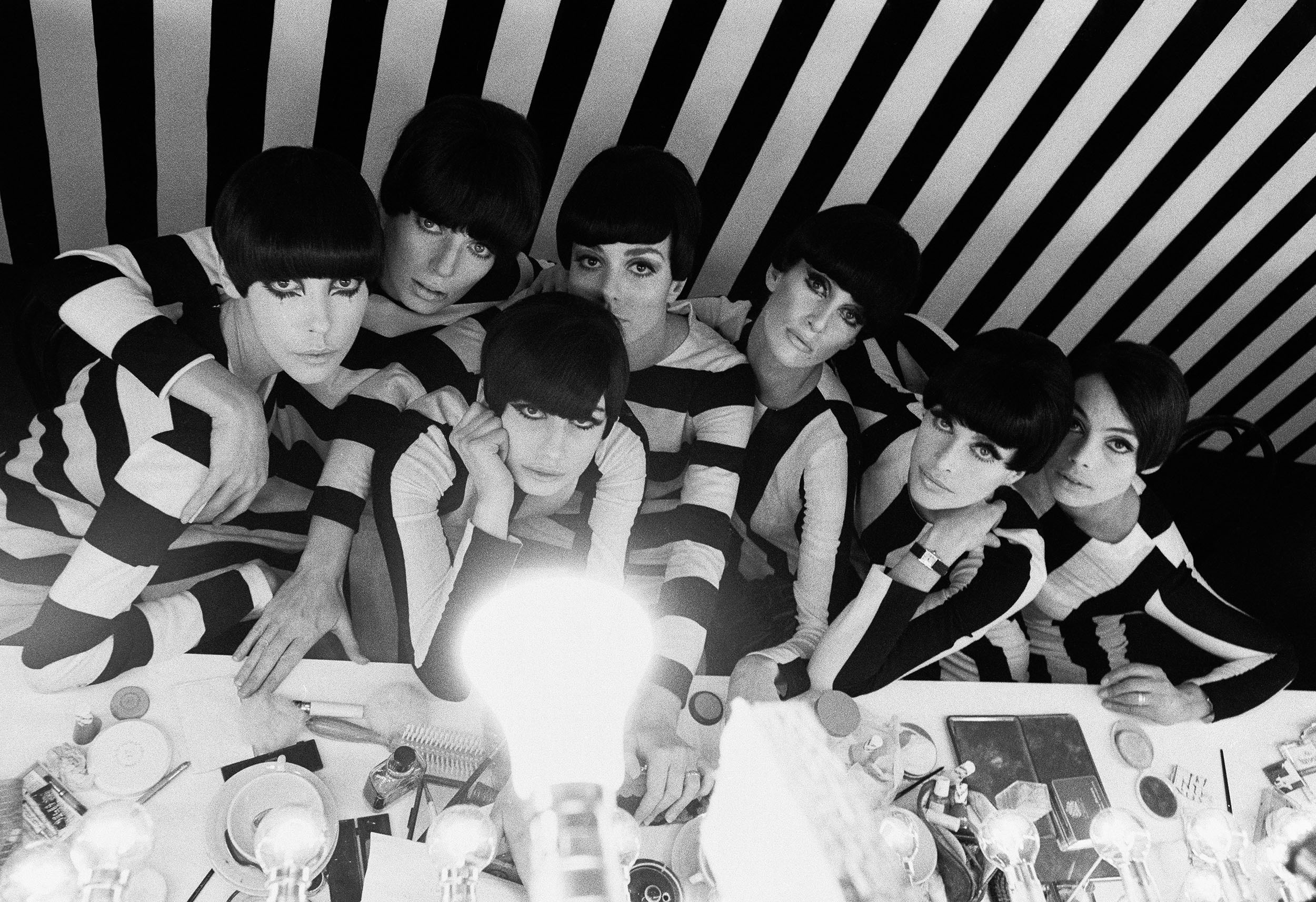 William Klein. Backstage, Qui êtes-vous Polly Maggoo, 1966