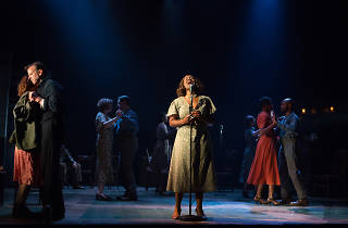 Girl From The Northern Country, Gielgud Theatre, 2019