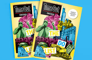 Grab your free copy of Time Out Chicago magazine this week