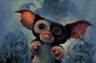 Gremlins, cinta ochentera