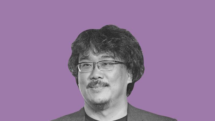 Bong Joon-ho, director de Parásitos
