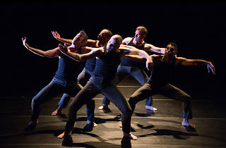 Sean Dorsey Dance's Boys in Trouble