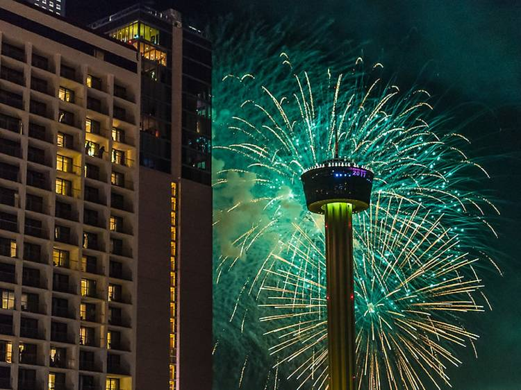 The best annual events in San Antonio
