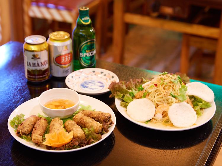 東京、ベトナムレストラン5選