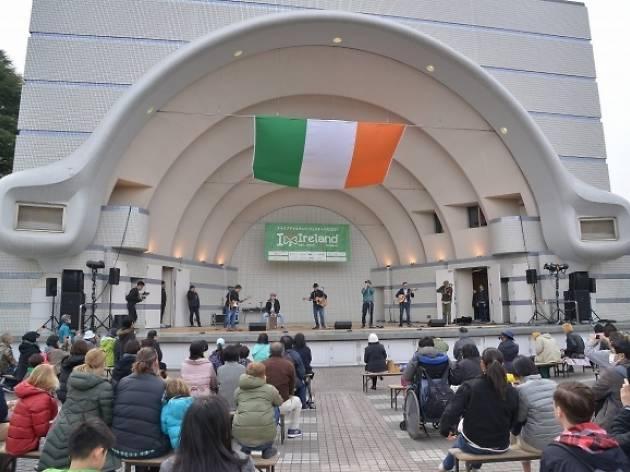 アイラブアイルランド・フェスティバル
