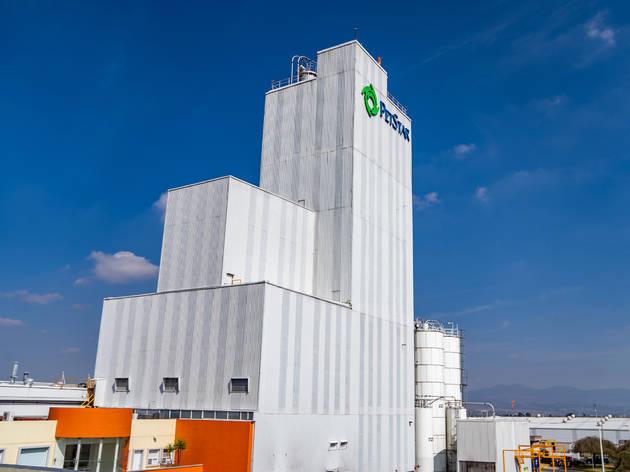 PetStar, la planta de reciclaje más grande del mundo