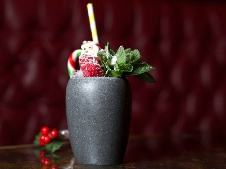 Hanky Panky Cocktail Bar
